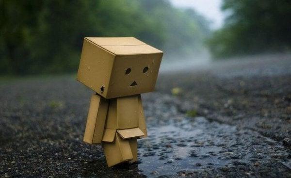 Surullinen robotti