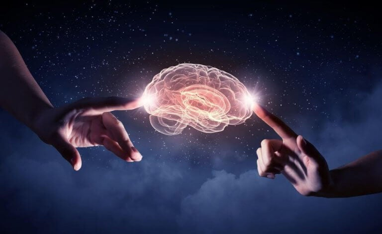 sormet koskettavat aivoja