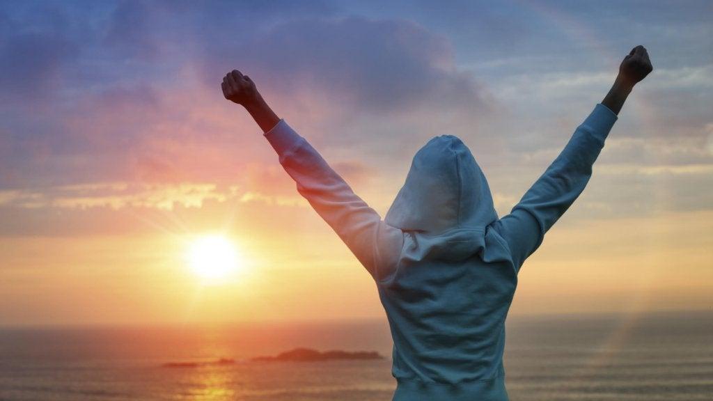 Auringonnousu ja uusi motivaatio
