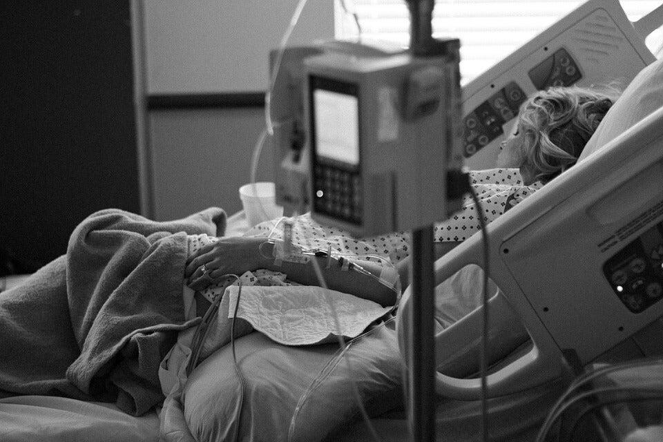 muuttuneet tajunnantilat kun potilas on koomassa