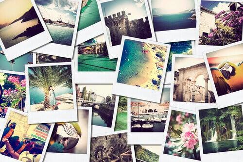 valokuvat ja muistot