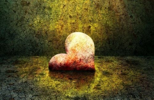 hukkuva sydän