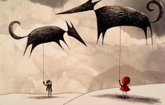 Perspektiivin muuttaminen: oletko sinä susi toisen ihmisen tarinassa?