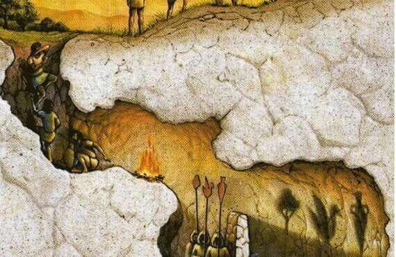 Myytti Platonin luolasta: todellisuuden kaksinaisuus