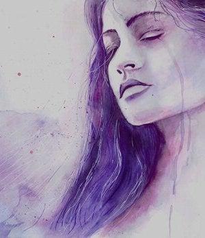 naisella alhainen serotoniinitaso