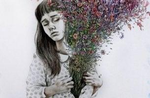 tyttö mahdottoman rakkauden pauloissa