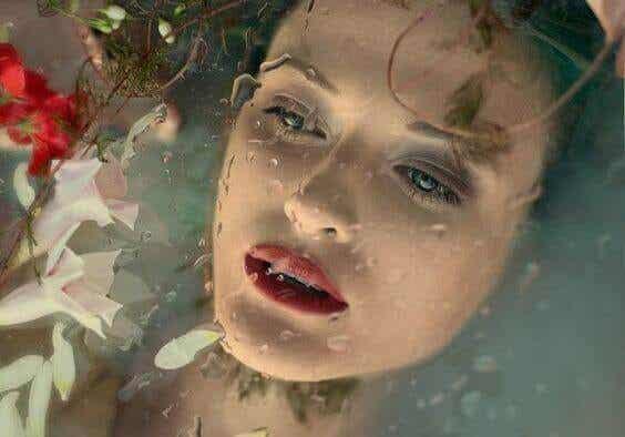 Kun haluan itkeä, en itke... ja sitten itken ilman syytä
