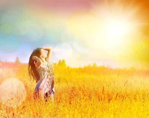 Vapaus piilee mielessäsi sekä tunteissasi