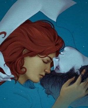 Nukkuva pari