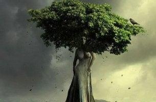 puu onkin nainen