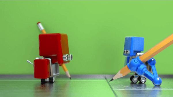 Mitä yksi robotti voi opettaa meille kateudesta ja kaunasta