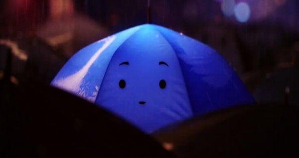 Taianomainen sateisen päivän rakkaus