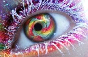 värikäs katse