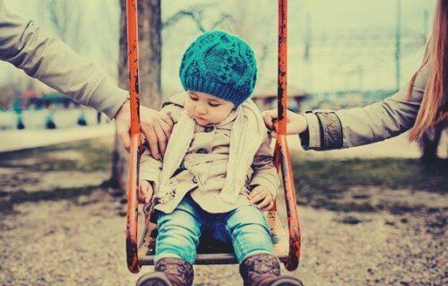 Vanhempien ero lasten näkökulmasta