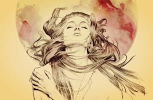 naisen kärsimys