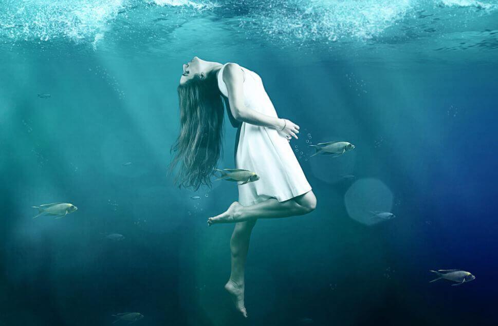 Vedenalainen tanssi