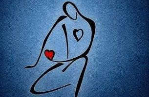 ihminen otti sydämen pois rinnastaan