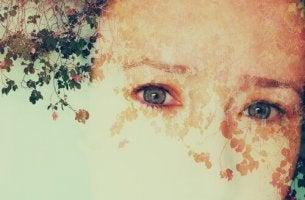 nainen ja prosopagnosia