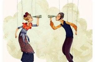 miehen ja naisen omat odotukset