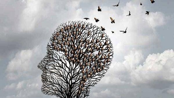 puu on pään muotoinen