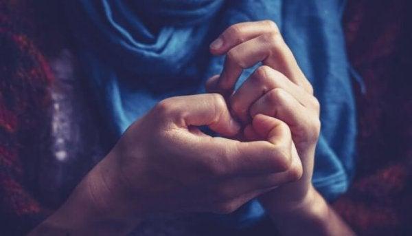 Oletko kuullut keinosta, joka vähentää ahdistusta ennen tärkeää tapahtumaa?