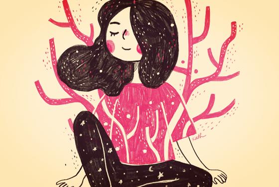 4 vinkkiä parempaan itsetuntoon kuukaudessa