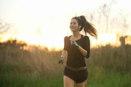 Juokseminen: erinomainen meditaation muoto