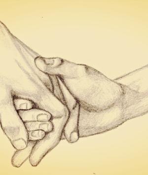 käsi kädessä kaikki parhain päin