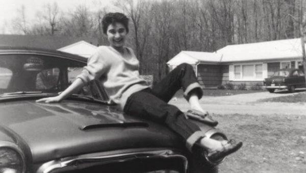 kitty genovese vanhassa valokuvassa