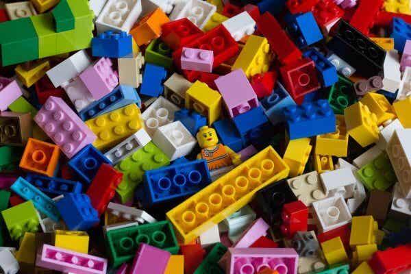 Tiesitkö Legojen psykologisista hyödyistä?