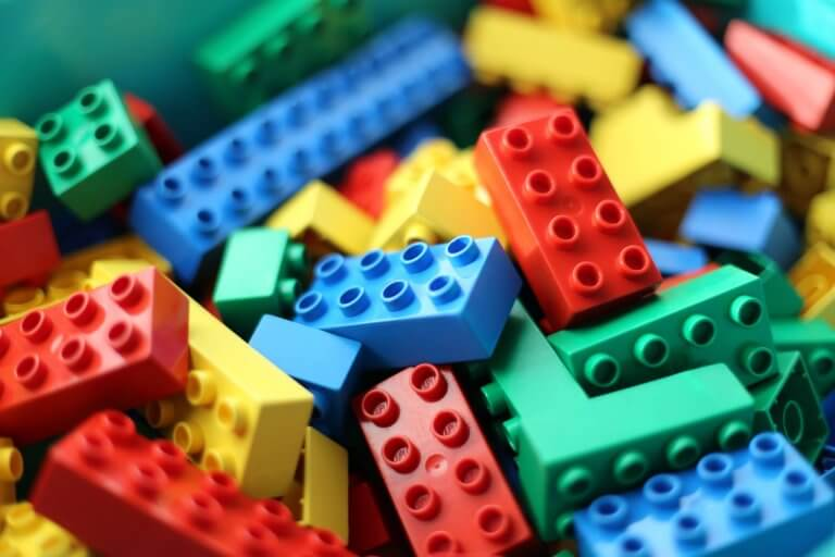 kasa Legoja