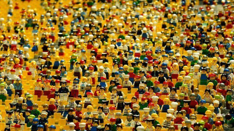 Lego-hahmot
