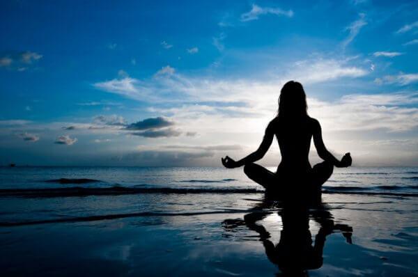tietoisuustaito tai meditointi