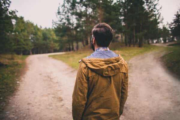 Mitä tehdä elämälläsi, kun et löydä oikeaa polkua?