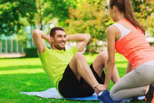 mielen harjoittaminen urheilemalla
