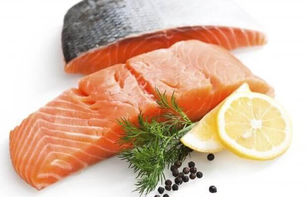 muistia parantavat kalat