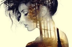 naisen keho on metsä