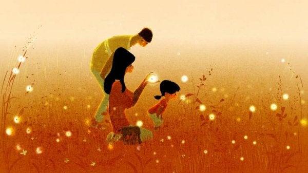 Perhesuhteet vaativat empatiaa ja kunnioitusta