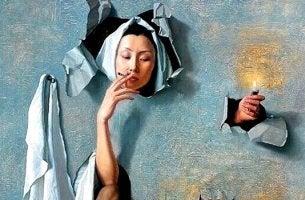 mitä on tupakointitottumuksen takana