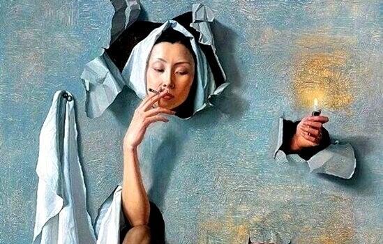 Mitä tupakointitottumuksen takana piilee?