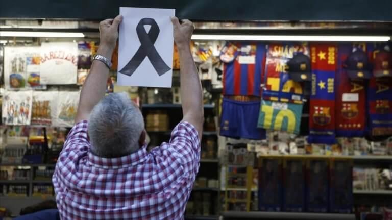 Terrorismi Barcelonassa