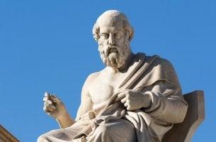 Platonin patsas
