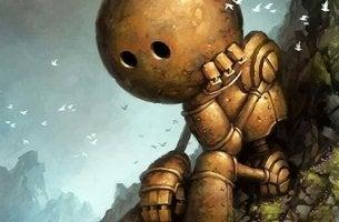 yksinäinen robotti