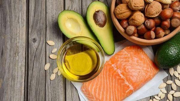 Omega-3 -rasvahappopitoiset ruoat