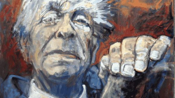 5 suurenmoista fraasia Jorge Luis Borgesilta