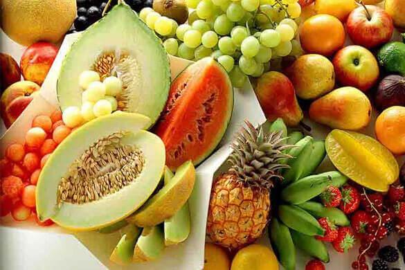 hedelmistä vitamiinia terveemmille aivoille