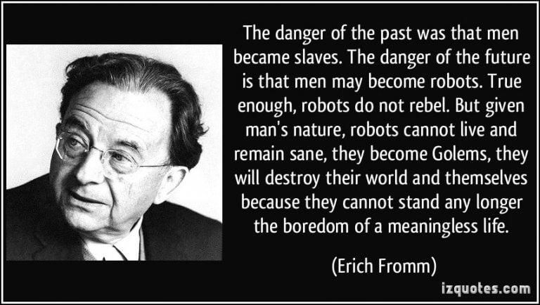 Erich Frommin ajatuksia