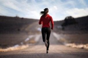 adrenaliini vapautuu juostessa