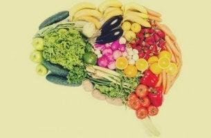 vihanneksista ja hedelmistä vitamiinia terveemmille aivoille