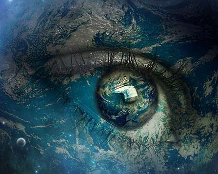 silmä on maailma